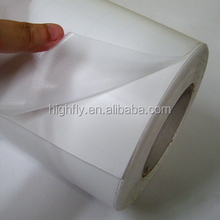 FLY-BM80 special size Matt Cold Lamination PVC Film with White Silicon for image protection