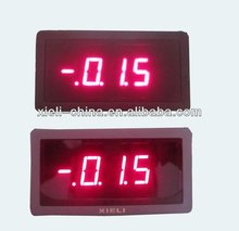 AC/DC digital voltmeter ammeter for Welder Generator LED display