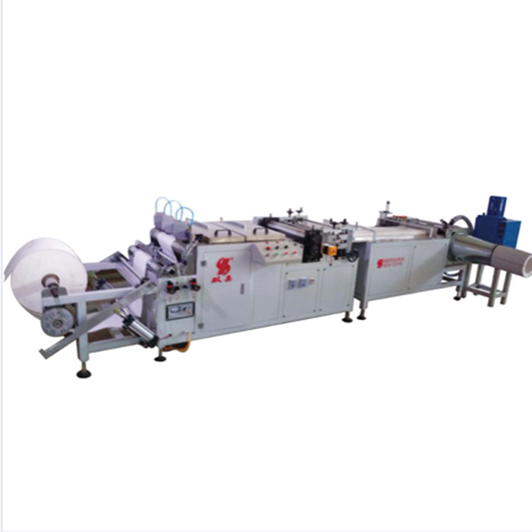 New design Used Knife Paper Filter Air Pleating Machine