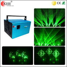 10w green high power outdoor laser light show,night club lighting text logo laser projector