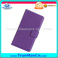 Good Discount Colorful Wallet Flip Real Leather Case Fit For Samsung S4 Active Spare Parts