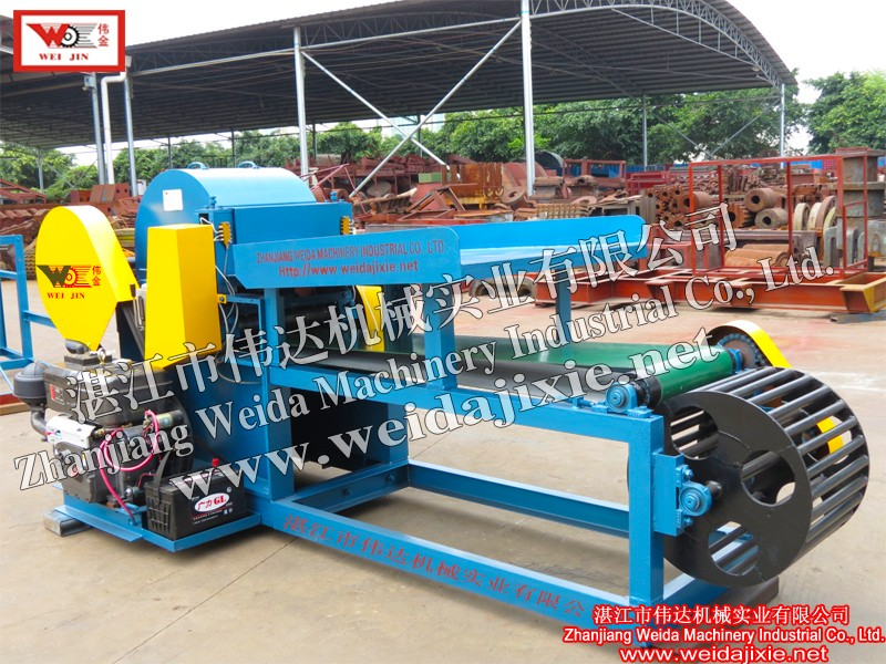 Exported UKRAINE Hemp Processing Machine/Hemp Decorticator