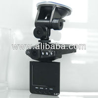 "HOT Car DVR Camera H198 2.5"" Color Screen 270 Rotating Mobile Detection-Retail Package language Russian"