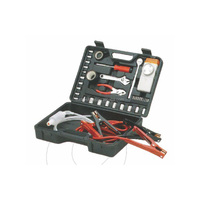 Factory Price 38PCS Auto Emergency Tool Kit With Electrical Tools Names