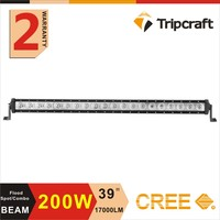 4x4 200w 39 Led Light Bar