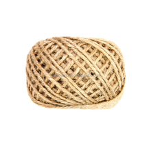 Natural Hemp String Braided Colored Jute Rope Twine for Sale