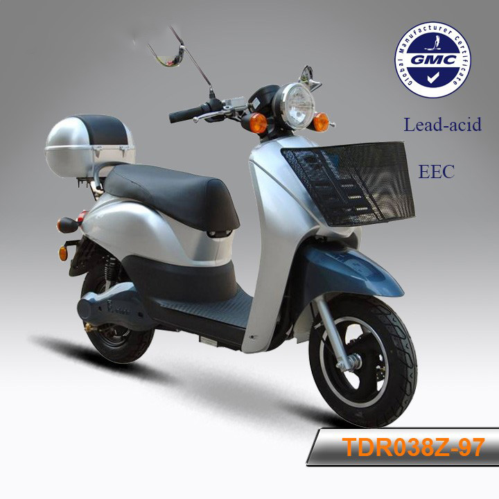 small electric scooter moped lead acid electric motorcycle