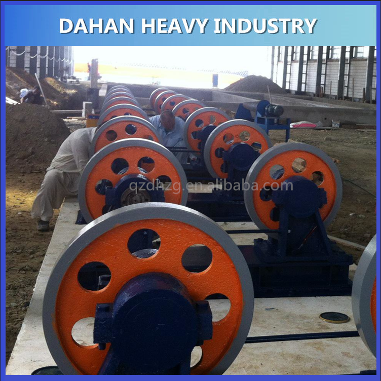 Whole Pole Making Production Line for Pre-stressed Reinforced Spun Concrete Pole Steel Mould