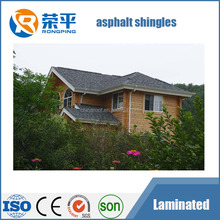 Building materials bituman roof tiles fish scale shape asphalt shingles good quality wholesale price for Philippines