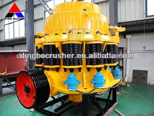 ISO9001:2008 CE Approved Gyradisc Cone Crusher