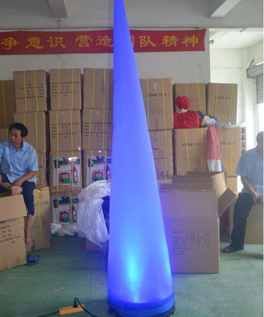 Hot Sale inflatable light column,inflatable light tube