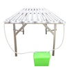 Agricultural Greenhouse Hydroponic Garden Flat System