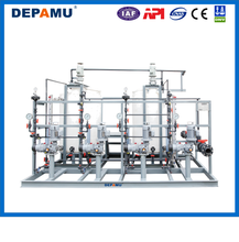mounted chemical injection skid for oil wells & Antiscalant Injection Package & Chlorine dosing system