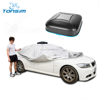 Portable car sun protection waterproof auto smart shade electrical automatic car cover