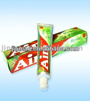 Aim mint formula Toothpaste