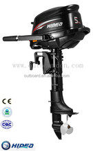 CE Approved 5hp Hidea Outboard Motor with Chinese Manufacturer
