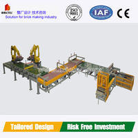 Brick production line clay dryer car for brick factory