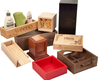 wooden tray with handle /Specialty boxes/wooden present box