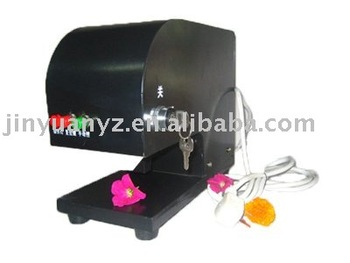 The high quality steel embossing stamp machine