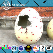 Amusement Park Decoration Fiberglass Egg,Playground Dinosaur Egg