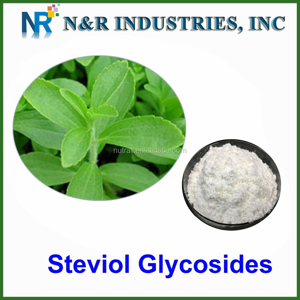 Nature stevia extract / stevioside/steviol glycosides