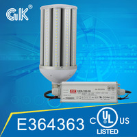 Government Project UL Outdoor 60W E40 LED Street Lamp