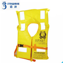Foamed Plastic Buoyant Material Ce Iso Approved Life Vest