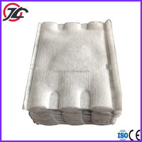 3-Layer Bamboo Charcoal nonwoven Fiber Cosmetic Pads