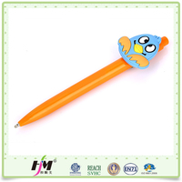 Wholesale promotional multifunction custom ball point toy pen for Children