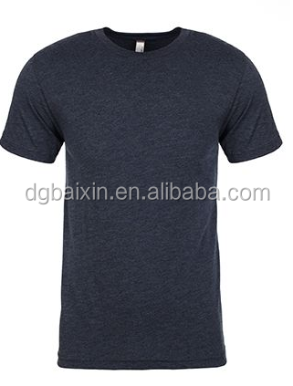 Apparel MEN'S TRI-BLEND CREW T SHIRT