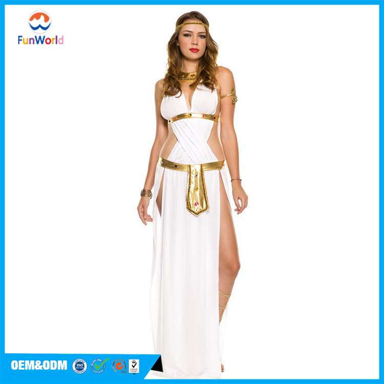 Best selling sevy egyptian queen adult women halloween costumes