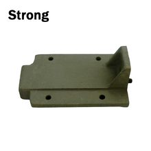 custom made alloy metal part aluminium die casting with competitive price