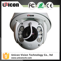 Unicon Vision camera ip dome outdoor high speed 720p 1.3mp ir outdoor ptz camera