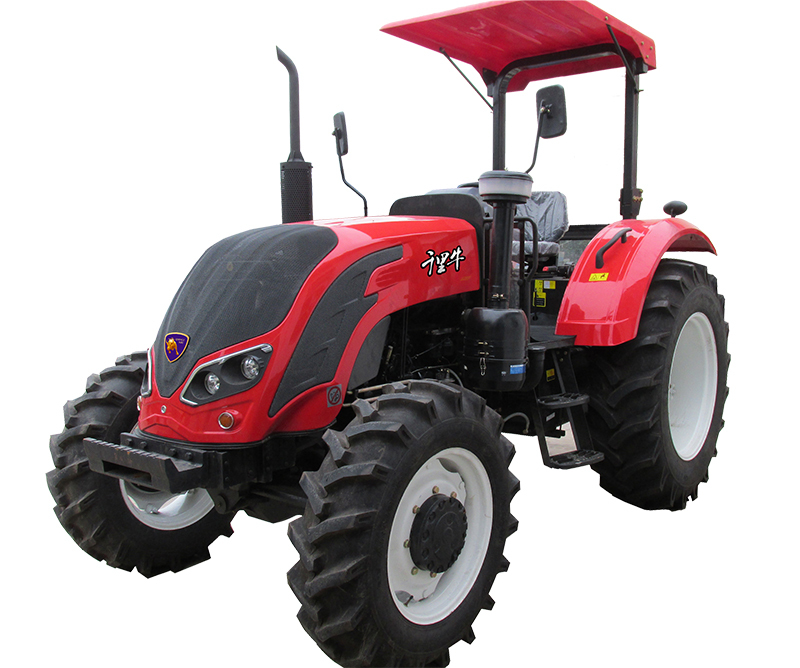100hp 4wd lovol technical agricultural tractor with low price!!!
