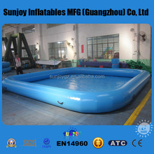 used commercial kids play game 6 meter inflatable swimming pool