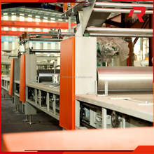 insulated fireproof dacotative grey mgo board making machine production line