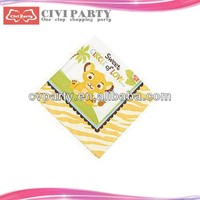 china manufacturer wedding paper serviettes napkin for bread basket
