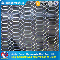 High Quality steel industrial galvanized welded wire mesh panels