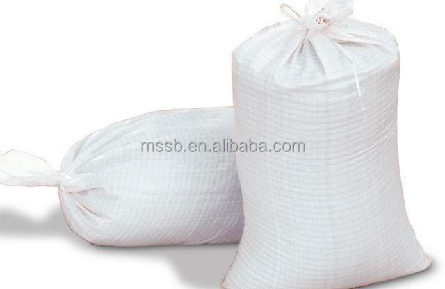 branco pp saco tecido saco de arroz farinha alimentos trigo 40 kg 50 kg 100 kg saco de tecido. Black Bedroom Furniture Sets. Home Design Ideas