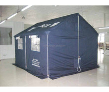 waterproof 6x6M 15 persons police tents