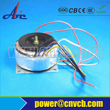 Annular Power Transformer(Toroidal Transformer) for Audio,Multimedia and Active Sound Power Transformer