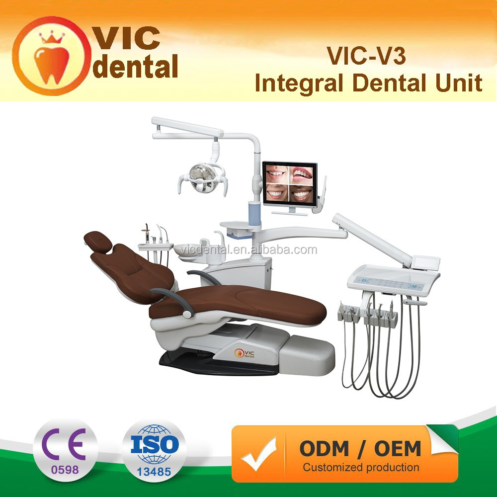 Cheap price integral dental chair unit of made in Foshan