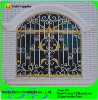 Ornamental Metal Steel Safety Window Grilles Wholesale