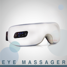 Display op Groothandel 2017 Nieuwe Draadloze Eye Massager Facial massager Eye Care Massager