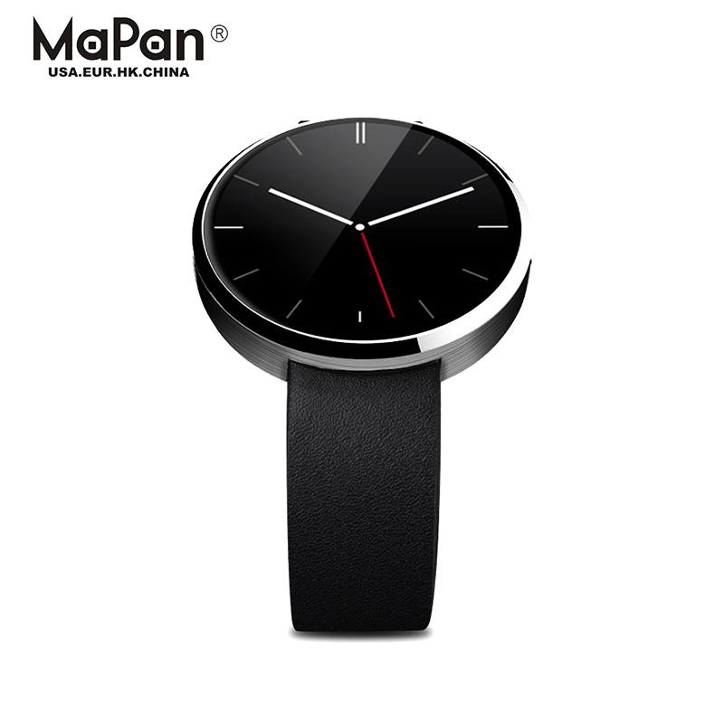 MaPan MW02 1.22inch TFT display Android B:T Smart Watch with Phone function