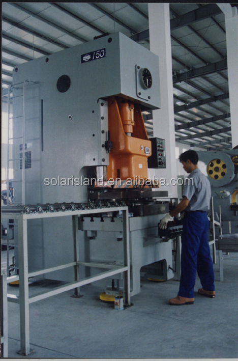Pre-Curling and Gluing Machine for steel barrel making machine 210-220L or barrel manufacturing machinery 210L