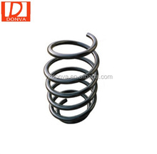 China Factory Small Zinc Plated Piano Wire Compression Spring