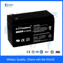 MF AGM Battery UPS battery 12V 7AH Sealed Lead Acid Battery
