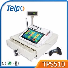 OEM ODM Corner store countertop payment terminal android pos bundle With Peripheral Equipment