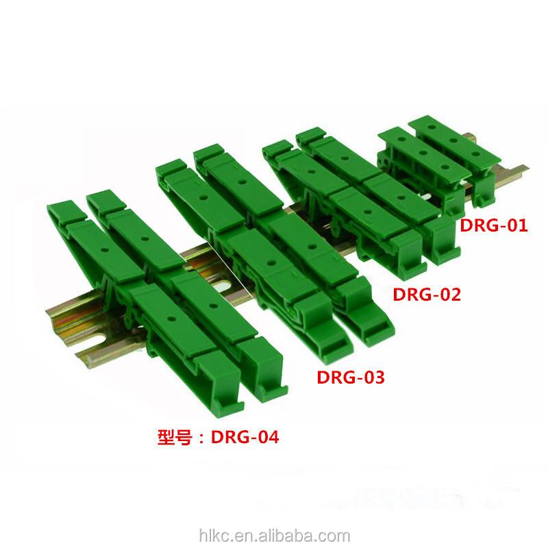 Din Rail Adapter Leiterplatte Montagehalterung Halter Träger DIN Schienenhalter